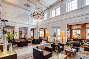 lobby kempinski