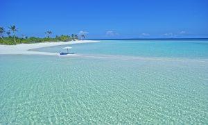 Amanpulo Beach