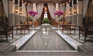 Royal Mansour Lobby