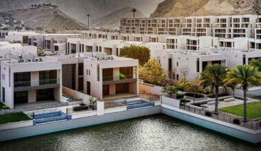 Oman Muscat Bay Village