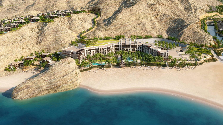 Jumeriah Muscat Bay luxury community