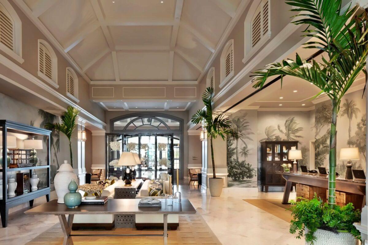 Rosewood at Baha Mar Lobby
